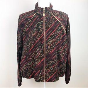 Vintage Teddi Petite Windbreaker Jacket
